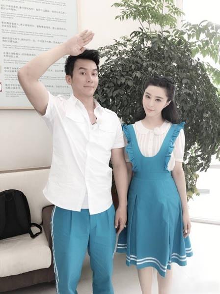 李晨范冰冰出演夫妻档电影?双方发相同声明否认图片