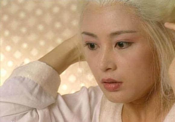 最美古装白发女子排行榜