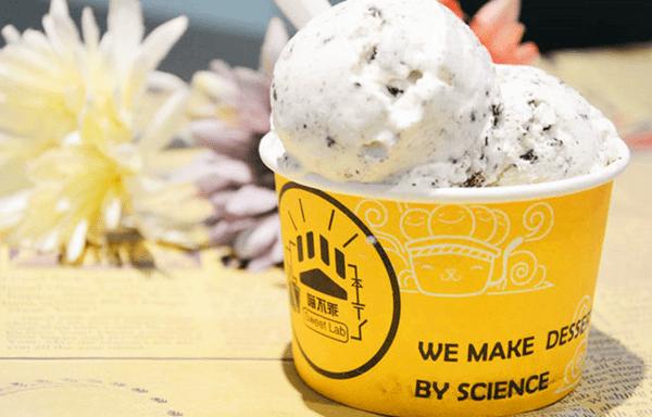 创意了,小编真想知道这款乌云冰淇淋是谁发明的,吃前一定要记得先拍照图片