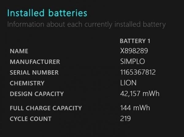 Surface Pro 3用户抱怨电池寿命在保修期后急剧缩短的照片 - 2