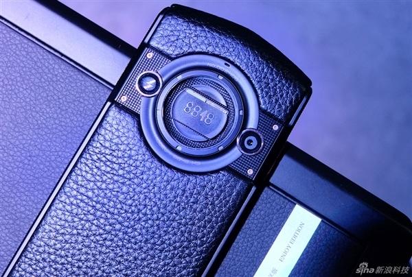 顶配15999元 国产天价手机8848 M3图赏的照片 - 10