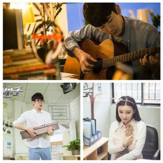 龙拳小子 曝主题曲MV 刘芮麟诉说暗恋心情