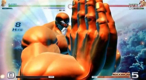 《拳皇14》中国队公布:如来神掌秒敌的照片 - 6