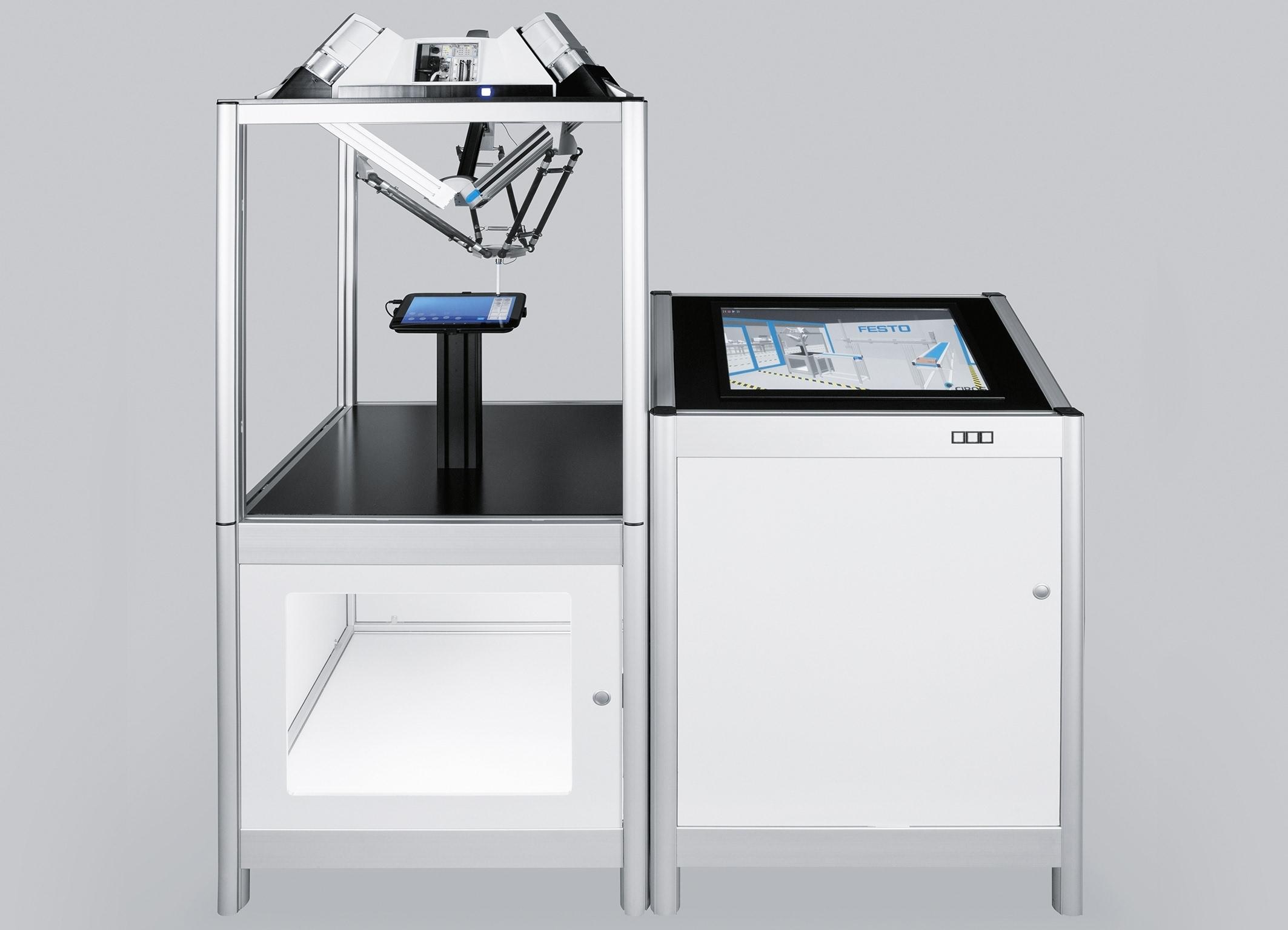 费斯托长期为中国市场提供工厂自动化和过程自动化的气动和电动技术图片