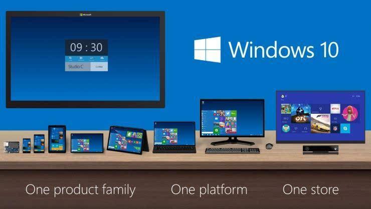 微软免费力推Windows 10系统,到底是为了什么?的照片 - 2
