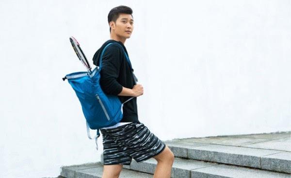 小米发布轻动系百搭多用背包 售价39元的照片 - 11