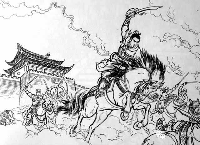 明洪武二十四年(1391年),朱元璋封第十九子朱松为韩王.