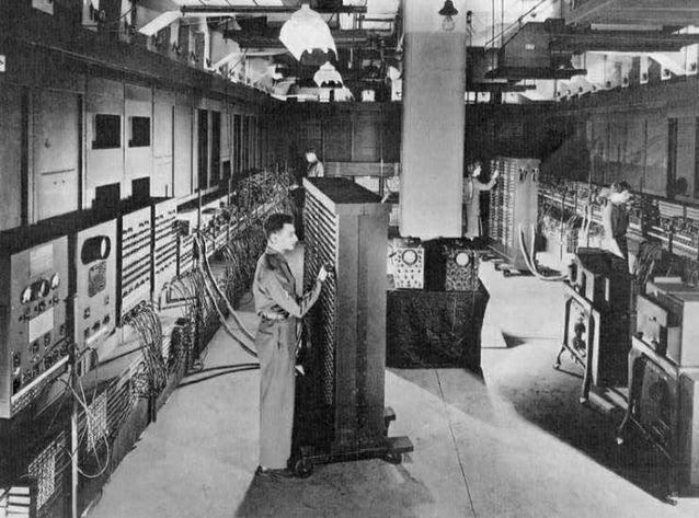 其它 正文  (第一代电子计算机埃尼阿克) 时间就是胜利,各国都想要一图片