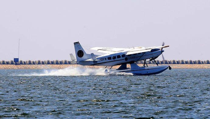 上海金山水上飞机事故已造成5人不幸身亡