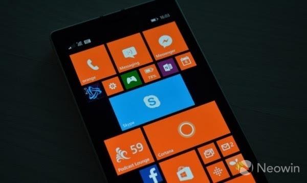 微软Skype即将抛弃Windows Phone 8和8.1用户的照片