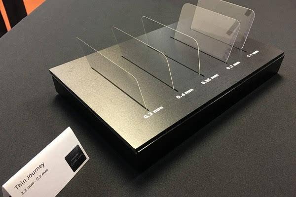 康宁发布第五代大猩猩玻璃 以后别给手机贴膜了的照片 - 3