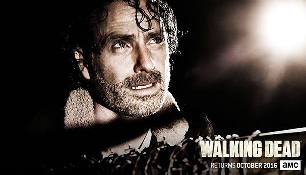 AMC发布《行尸走肉》第七季首批人物角色海报的照片 - 2