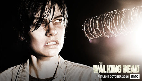 AMC发布《行尸走肉》第七季首批人物角色海报的照片 - 4