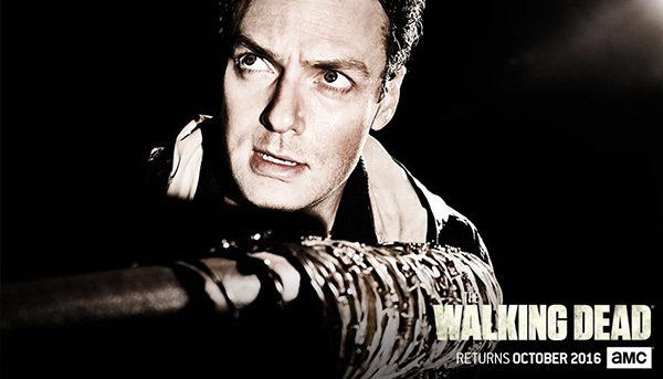 AMC发布《行尸走肉》第七季首批人物角色海报的照片 - 9