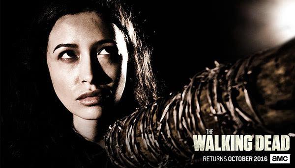 AMC发布《行尸走肉》第七季首批人物角色海报的照片 - 10