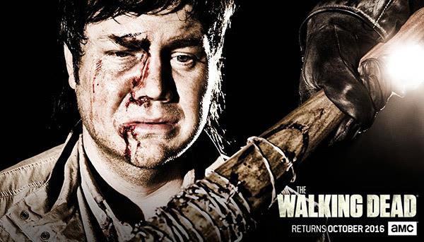AMC发布《行尸走肉》第七季首批人物角色海报的照片 - 11