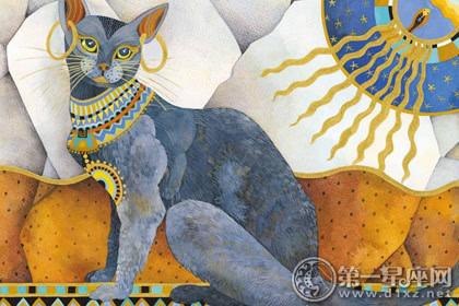 埃及猫神是什么猫?一点都不萌萌哒!