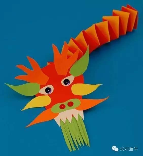 一张纸变出会跳的动物,会折叠的彩虹丨神奇手工