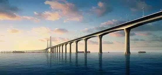全球最长跨海大桥来了,就在广东 再次震惊世界
