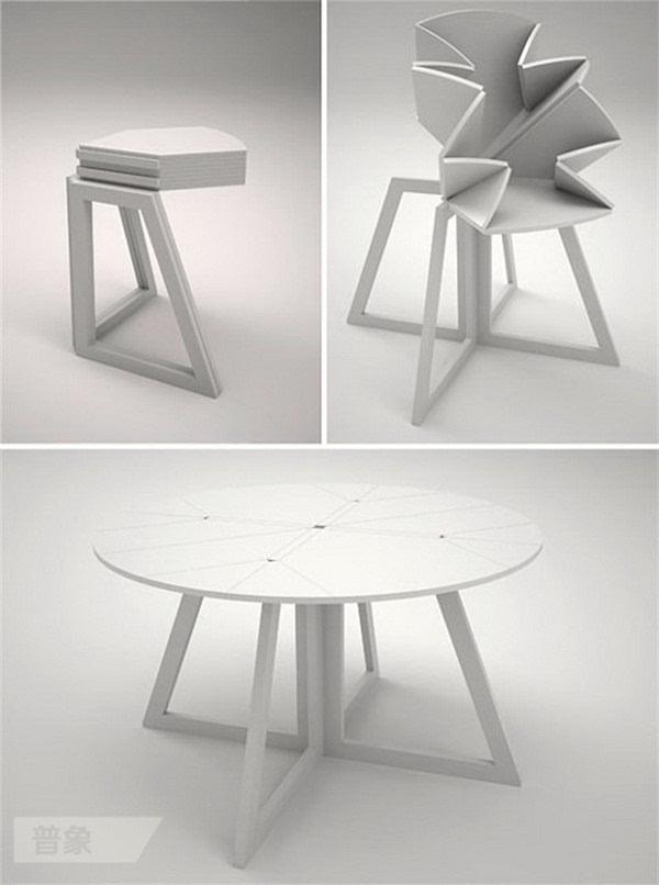 这些牛哄哄的折叠桌,谁家里不缺一张!