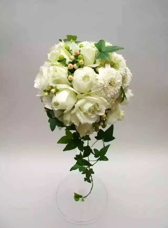 欧式花瓶花艺分享 盛夏