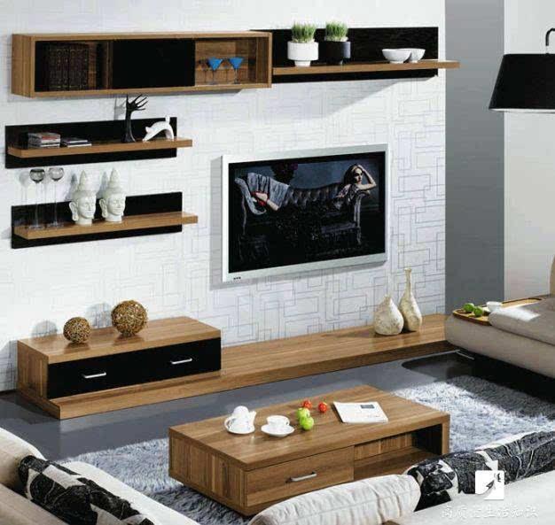 欧式风格的电视柜在设计上    都是尽显