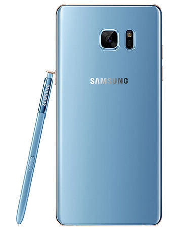 Galaxy Note 7官方新闻稿渲染图曝光的照片 - 3