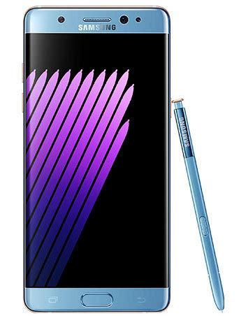 Galaxy Note 7官方新闻稿渲染图曝光的照片 - 6
