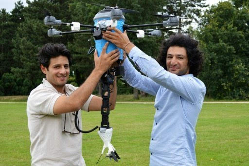 难民兄弟发明扫雷无人机 可将扫雷速度加快20倍资讯看灰机网 第2张
