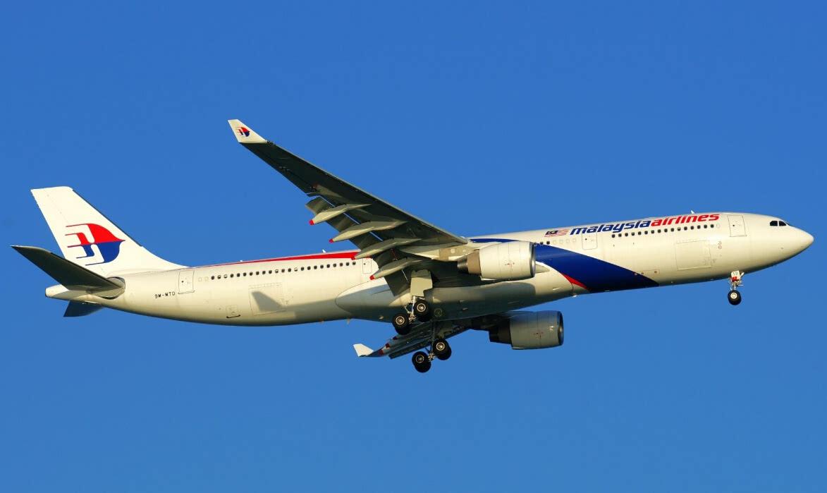 MH370客机又传来一消息,震惊世界 耗巨资探测马航图片