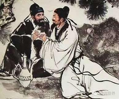 惟有相思似春色,江南江北送春归. ――王维《送沈子福之江东》 11.