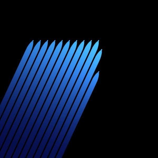 三星Galaxy Note 7壁纸曝光的照片 - 9