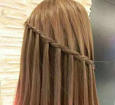 各种辫子发型扎法,打造夏日柔美气息!