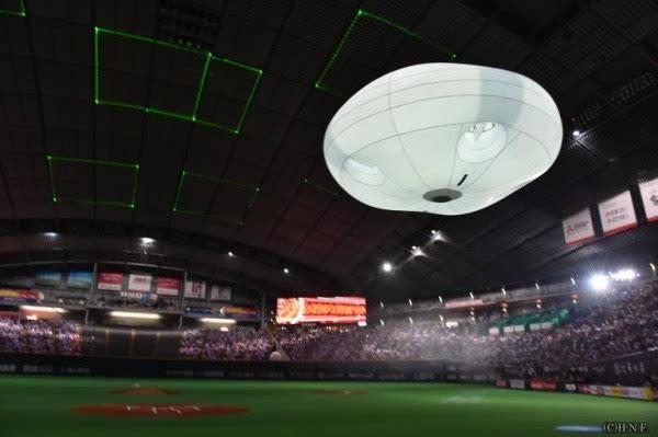 松下展示全新无人机系统Ballooncam Drone的照片 - 1