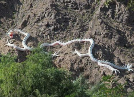 震惊!村民修路竟挖出千年真龙!难道又是一次坠龙事件