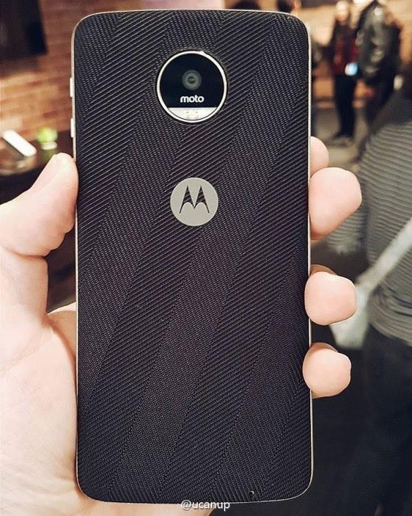 联想旗舰Moto Z国行首亮相:搭载One UI新系统的照片 - 7