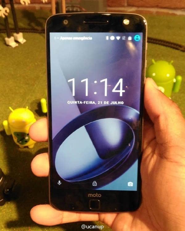联想旗舰Moto Z国行首亮相:搭载One UI新系统的照片 - 8