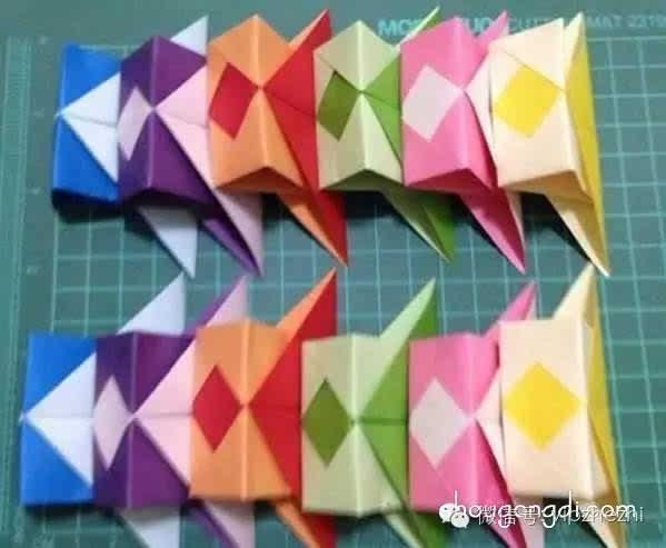 儿童折纸灯笼,做手工就应该做一个这样的灯笼图片