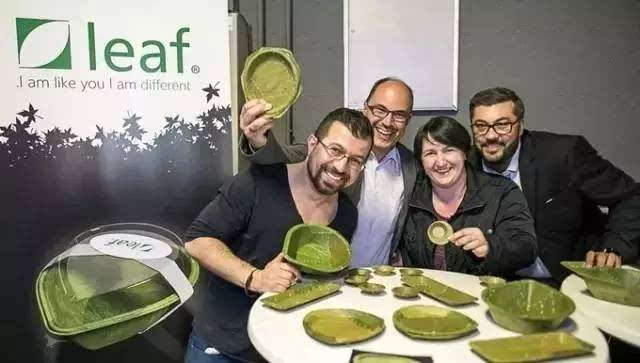 7个德国人发明了100%的树叶餐盘 把需要730000天降解的餐具 缩短成28天 - 最后的精神贵族 - 最后的精神贵族之网易博客