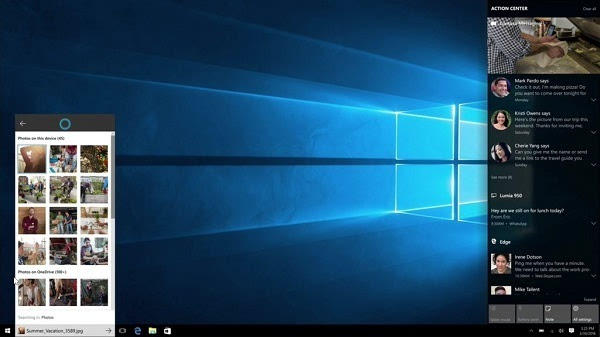 Windows 10周年更新:操作中心将迎来哪些变化?的照片 - 1