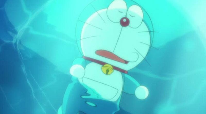 哆啦A梦剧场动画 大雄的南极冰冻大冒险 PV公布图片