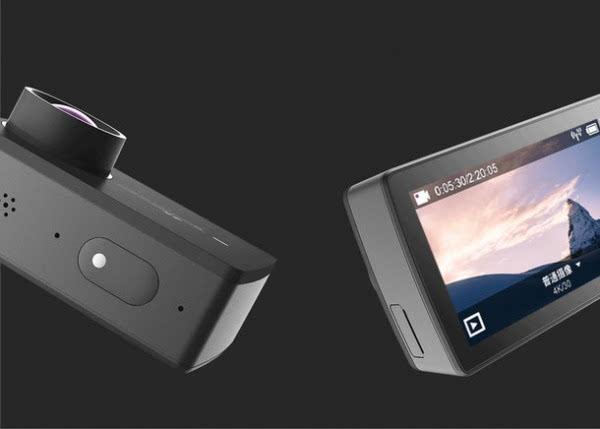 小蚁4K运动相机首销 售价1626元起的照片 - 4