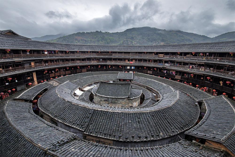 走近中国古建筑 客家土楼