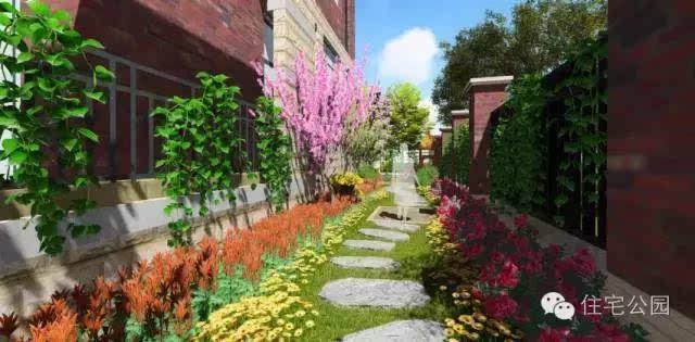 没有庭院的别墅就不叫别墅,中式庭院设计简直太美了