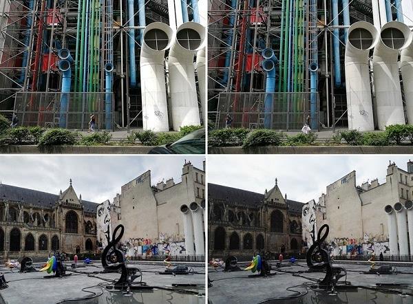 DxOMark华为P9 vs. P8照相/视频评测的照片 - 4