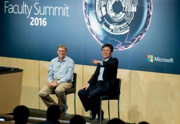 微软研究院 – 下一个25年该往哪走?的照片 - 1