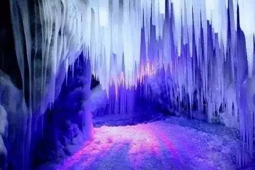 300万年前的神奇冰洞,万古不化!震惊世界! - 悠然 - 悠然的博客