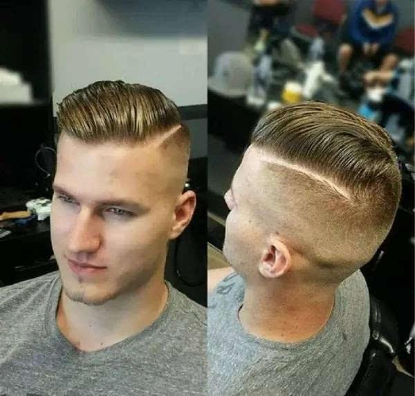 据说,这种发型最能提升男人的颜值!