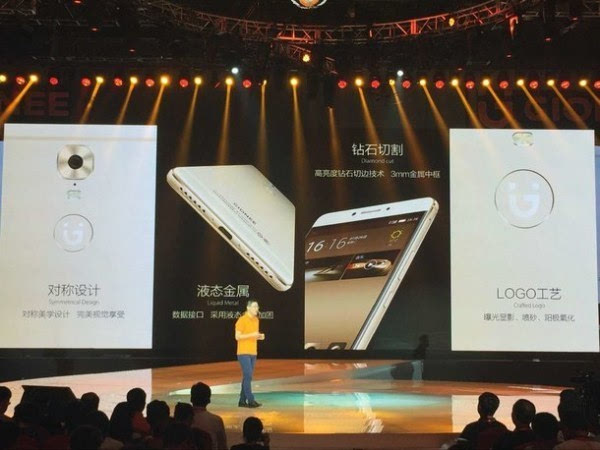 售价2699元起:内置安全芯片 金立M6/M6 Plus正式发布的照片 - 4