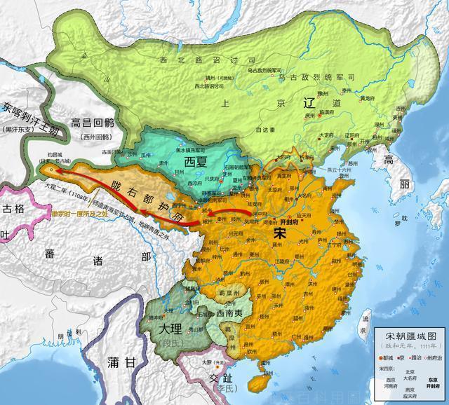 新疆 地图 手绘 英文
